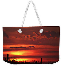 Oklahoma Sky At Daybreak  Weekender Tote Bag
