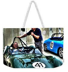Ol' 41 Weekender Tote Bag