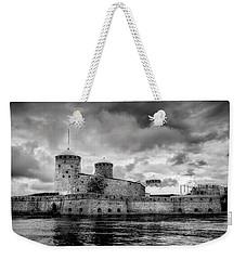 Olavinlinna Castle Weekender Tote Bag