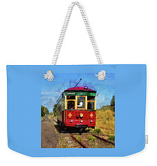 Weekender Tote Bag featuring the photograph Old 300 by Thom Zehrfeld