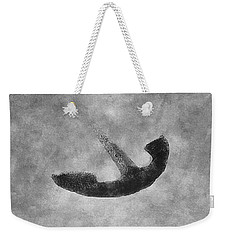 Old Vintage Anchor Weekender Tote Bag