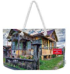 Old And Alive Weekender Tote Bag