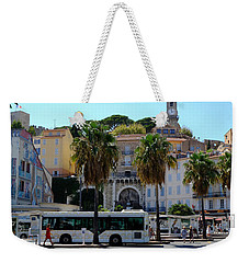 Old And Beautiful Cannes Weekender Tote Bag