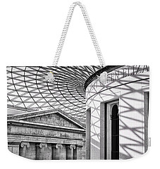 Old And New Weekender Tote Bag by Heather Applegate