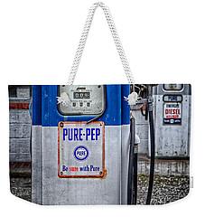 Old And Rusty  Pump  Weekender Tote Bag