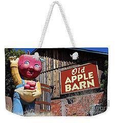Old Apple Barn Weekender Tote Bag