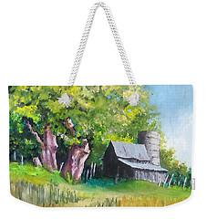 Old As The Oaks Weekender Tote Bag by Jim Phillips