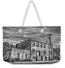 Old Asheville Building Weekender Tote Bag