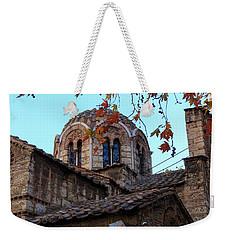 Old Athenian Church Weekender Tote Bag