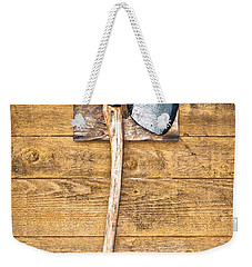 Old Axe Weekender Tote Bag