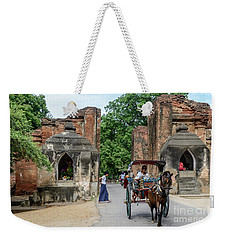 Old Bagan Weekender Tote Bag
