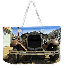 Old Banger Weekender Tote Bag