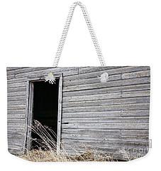Old Barn 2 Weekender Tote Bag by Linda Bianic