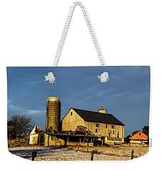Old Barn 2 Weekender Tote Bag