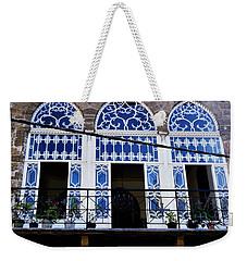 Old Beirut Home  Weekender Tote Bag