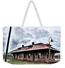Old Burkeville Station Weekender Tote Bag
