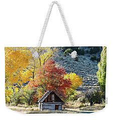 .  Butch Cassidy's Home Place  Weekender Tote Bag