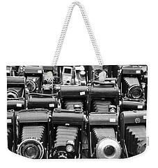 Old Cameras Weekender Tote Bag