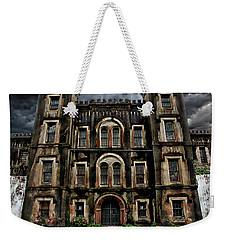 Old City Jail Weekender Tote Bag