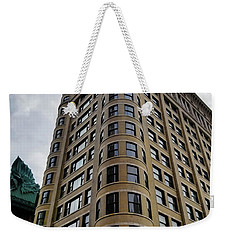Old Colony Building Weekender Tote Bag