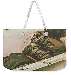 Old Country Horrors Weekender Tote Bag by Jorgo Photography - Wall Art Gallery