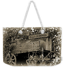 Old Country Mailbox Weekender Tote Bag