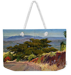 Old Cypress Near Temecula Weekender Tote Bag
