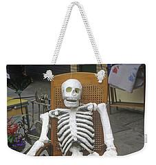 Old Deadheads Never Die Weekender Tote Bag