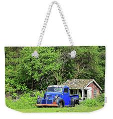 Old Dodge Truck Weekender Tote Bag