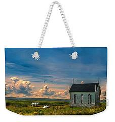 Old Evangeline Church Weekender Tote Bag