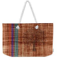 Old Fabric Weekender Tote Bag