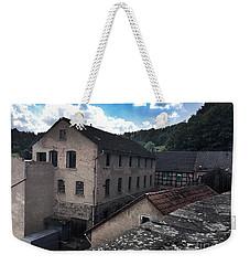 Old Factory  Weekender Tote Bag