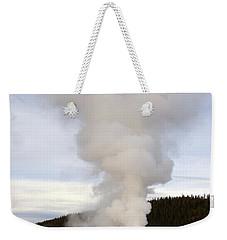 Old Faithful Weekender Tote Bag