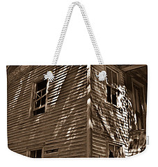 Old Farmhouse In Summertime Weekender Tote Bag