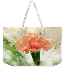 Weekender Tote Bag featuring the photograph Old Fashion by Corinne Rhode