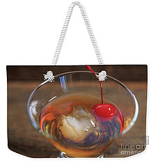 Weekender Tote Bag featuring the photograph Old Fashioned Cocktail by Edward Fielding
