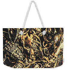 Old-fashioned Deer Jewellery Weekender Tote Bag