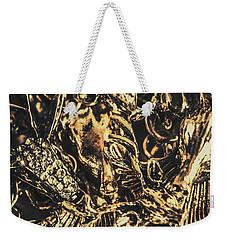 Old-fashioned Deer Jewellery Weekender Tote Bag