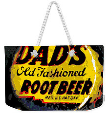Old Fashioned Weekender Tote Bag by George Pedro