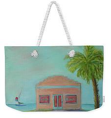 Old Florida Beaches Weekender Tote Bag