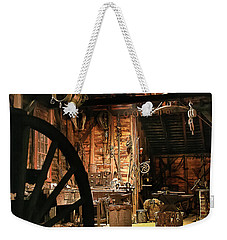 Old Forge Weekender Tote Bag