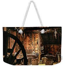 Old Forge Weekender Tote Bag by Tom Cameron