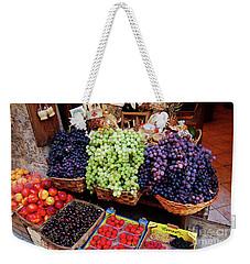 Old Fruit Store Weekender Tote Bag