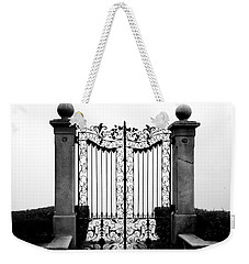 Old Gate Weekender Tote Bag