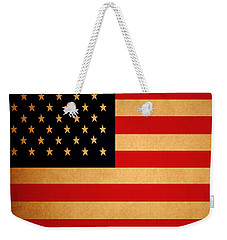 Old Glory . Square Weekender Tote Bag