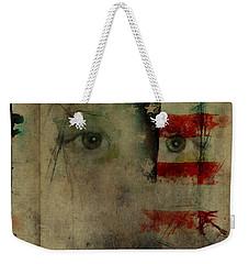 Old Glory Weekender Tote Bag