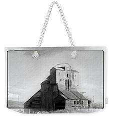 Old Grain Elevator Weekender Tote Bag