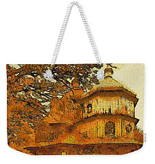 Old Greek Orthodox Church In Poland Weekender Tote Bag