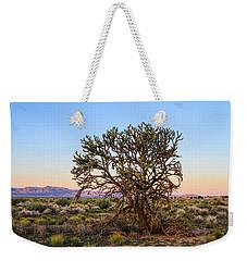 Old Growth Cholla Cactus View 2 Weekender Tote Bag