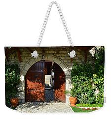 Old House Door Weekender Tote Bag by Nuri Osmani